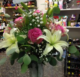 Lovely Lilies $50 (360')