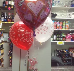 School special: Balloons, pop and a candy bar
